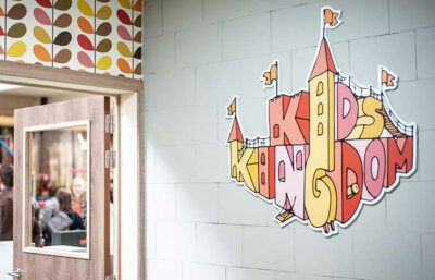 kids kingdom lid van ondernemend rumbeke